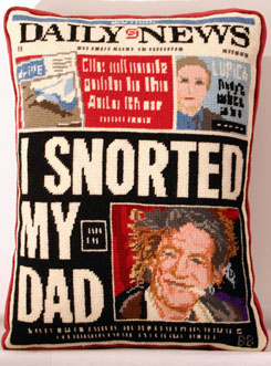 I_Snorted_My_Dad_site