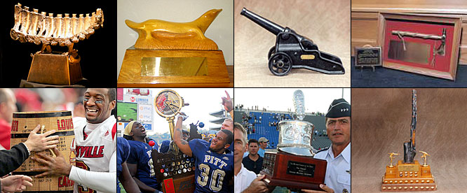 College-football-trophies