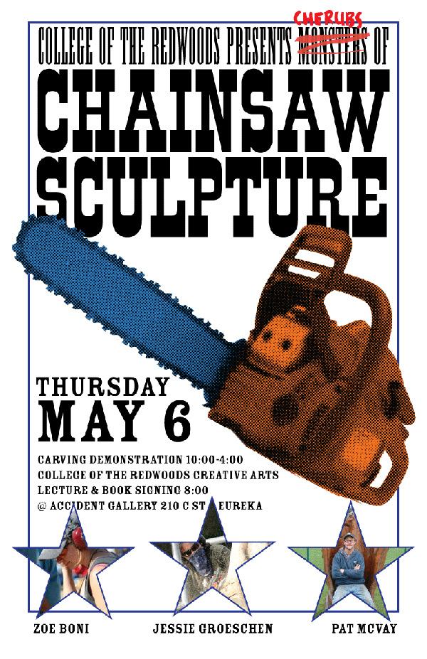 Chainsawposter