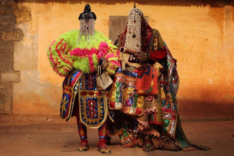 Benin's Voodoo hea