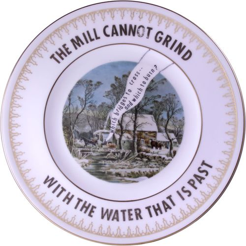 The mill cannot grind